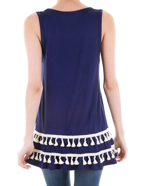 Tassel Tank - product images  of