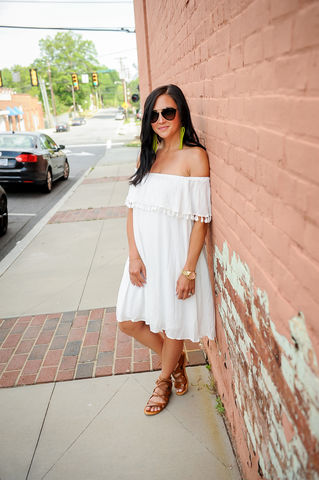 Summer,Loving,Dress,-,White