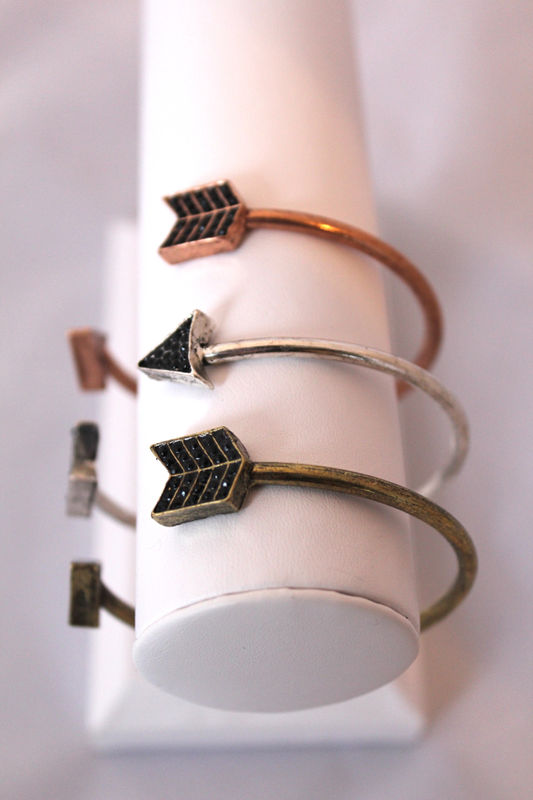 Simple Arrow Cuff    - product images  of