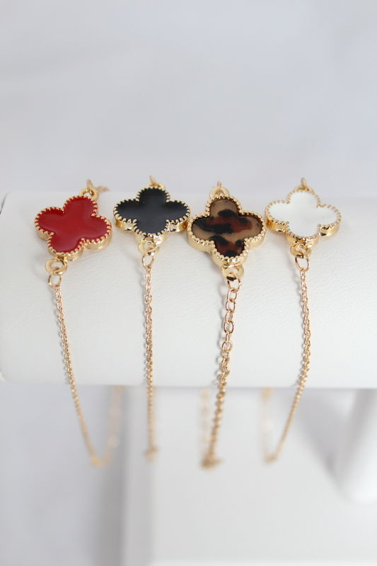 Clover Bracelet (Was $12, now $8) - product images  of