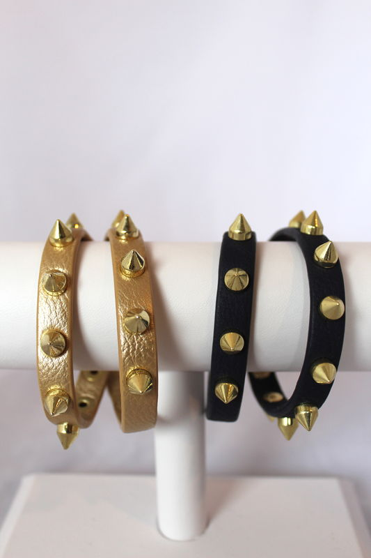 Spiked Wrap Bracelet   - product images  of
