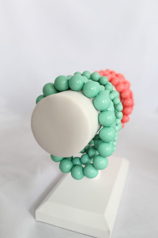 Layered Bead Bracelets    - product images  of