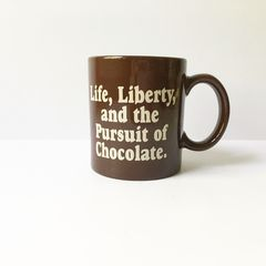 Chocolate,Lover's,Mug,vintage mug, chocolate lovers gift, brown mug, coffee mug, office mug, coffee cup