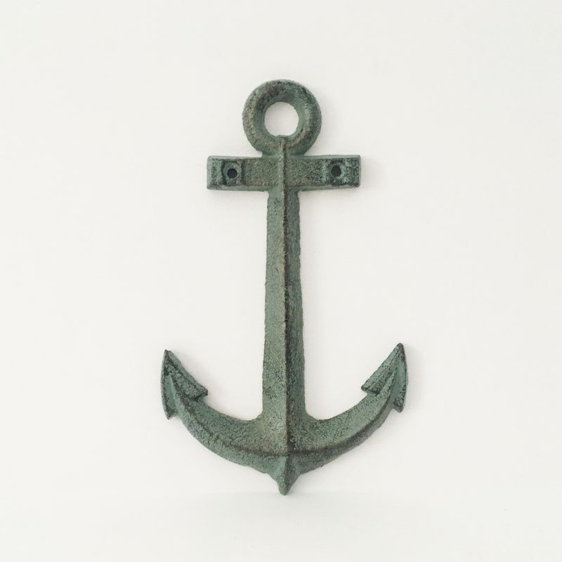 Metal Anchor Wall Decor - product images  of