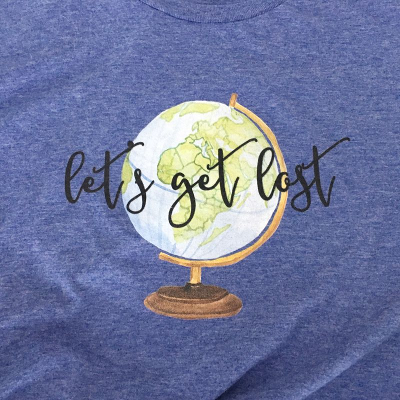 Globe Traveler Graphic Tee - product images  of