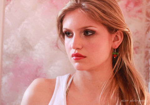 Luna's Radish Earrings - product images  of