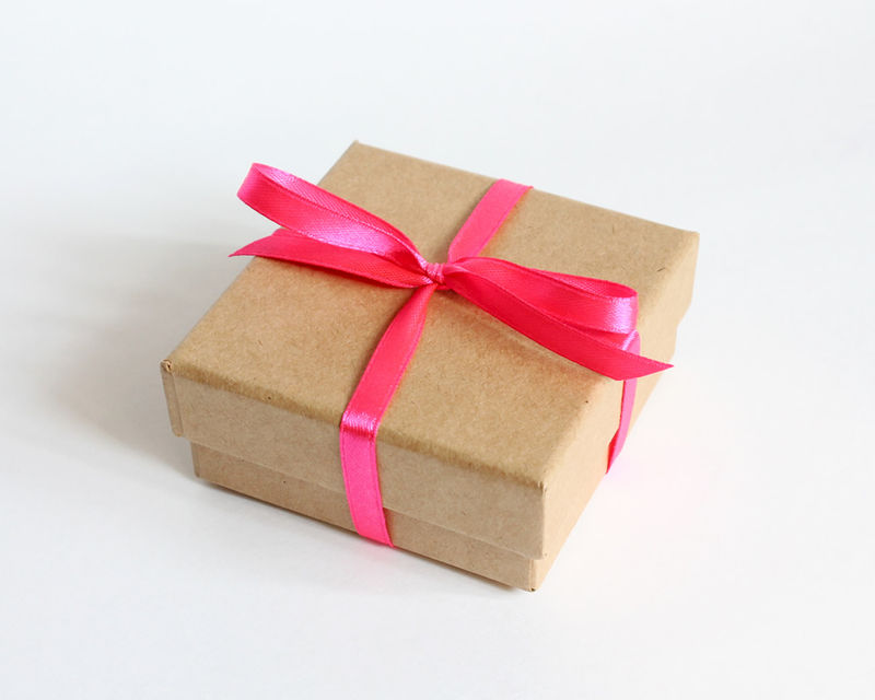 Kraft Gift Box - product images  of