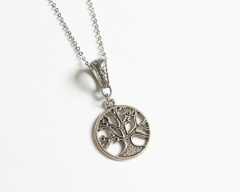 Regina's Apple Tree Necklace (OUAT) - product images  of
