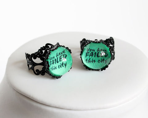 You have failed this city ring - product images  of