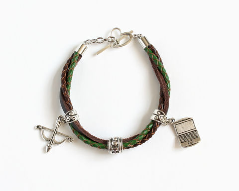 Olicity Leather Bracelet (Arrow) - product images  of