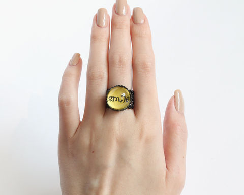 Smile ring - product images  of