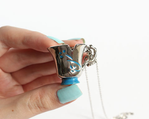 Chipped Cup Necklace (OUAT) - product images  of