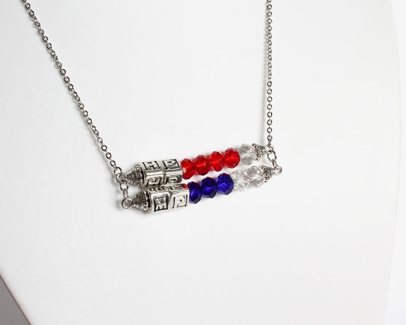 HP & MP necklace - product images  of