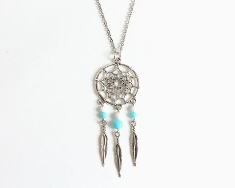 Dreamcatcher Necklace - product images  of
