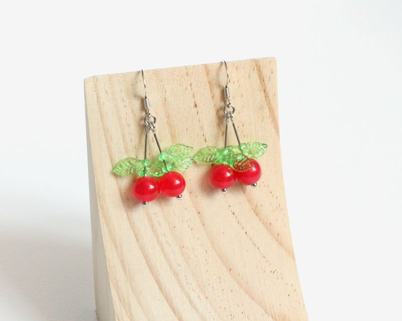 Cherry Earrings - product images  of