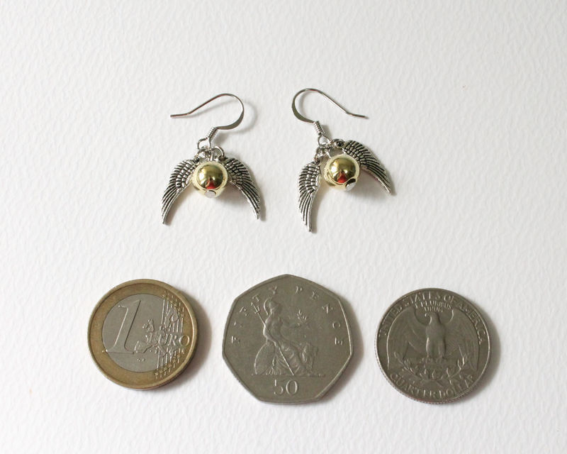 Snitch Earrings - product images  of