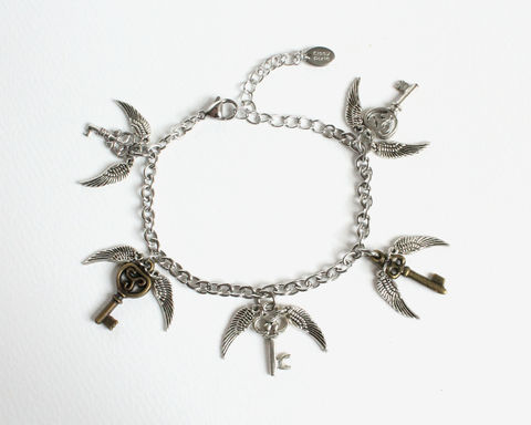Winged Keys Bracelet - product images  of