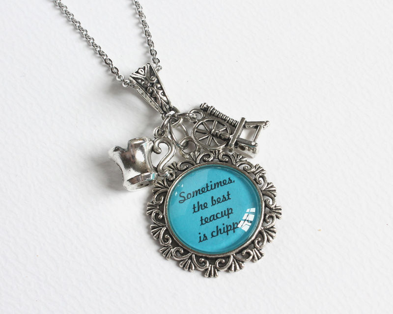 Rumbelle Necklace (OUAT) - product images  of