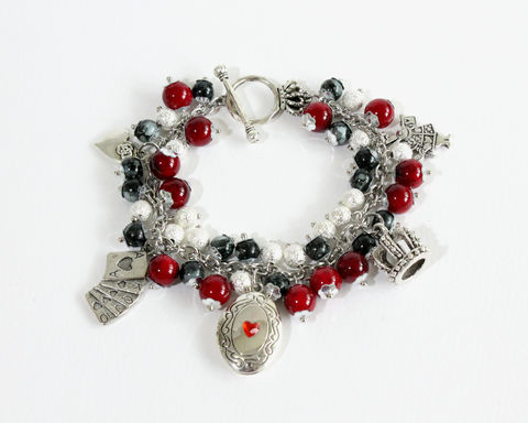 Queen of Hearts Bracelet - product images  of