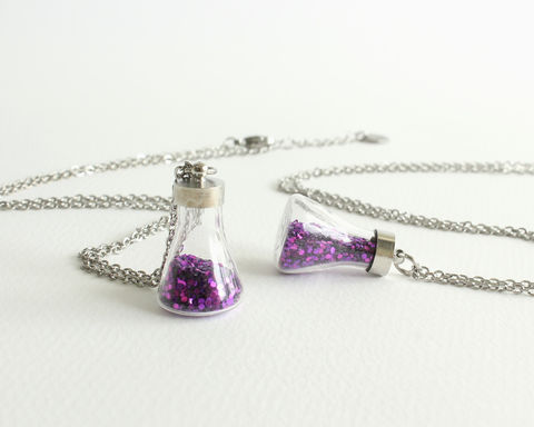 Mini Love Potion Vial Necklace (OUAT) - product images  of