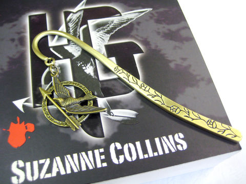 Bird and Arrow Bookmark (CLEARANCE) - product images  of