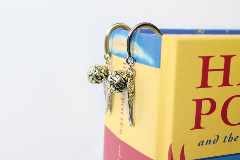 Snitch Bookmark - product images  of