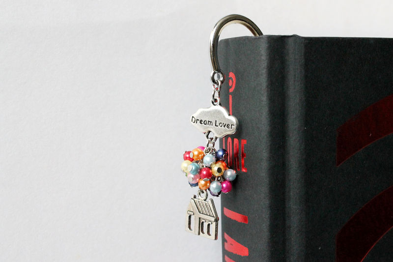 Flying House Bookmark - product images  of