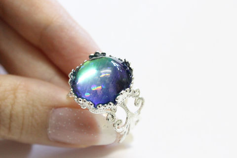 Dichroic Color Ring - product images  of