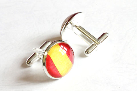 Wizarding House Cuff Links - product images  of