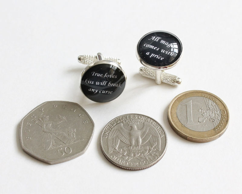 OUAT Cuff Links - product images  of