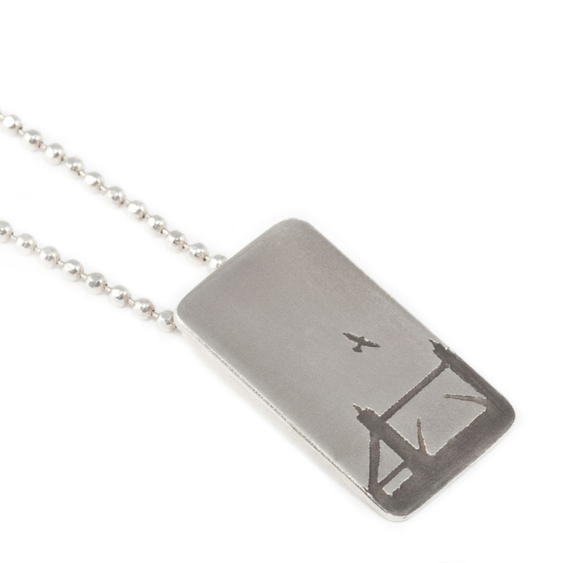 Tower Bridge Pendant - product images