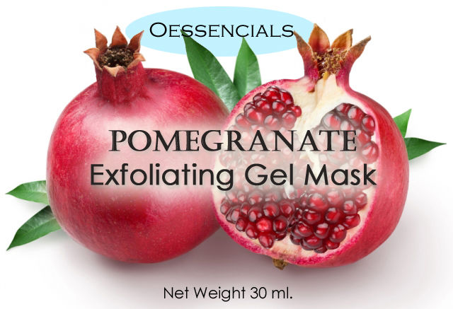 Pomegranate ENZYME Mask - product images  of