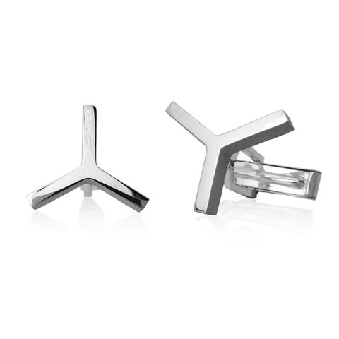 'YY',cufflinks,contemporary fine jewellery, contemporary fine jewelry, cufflinks