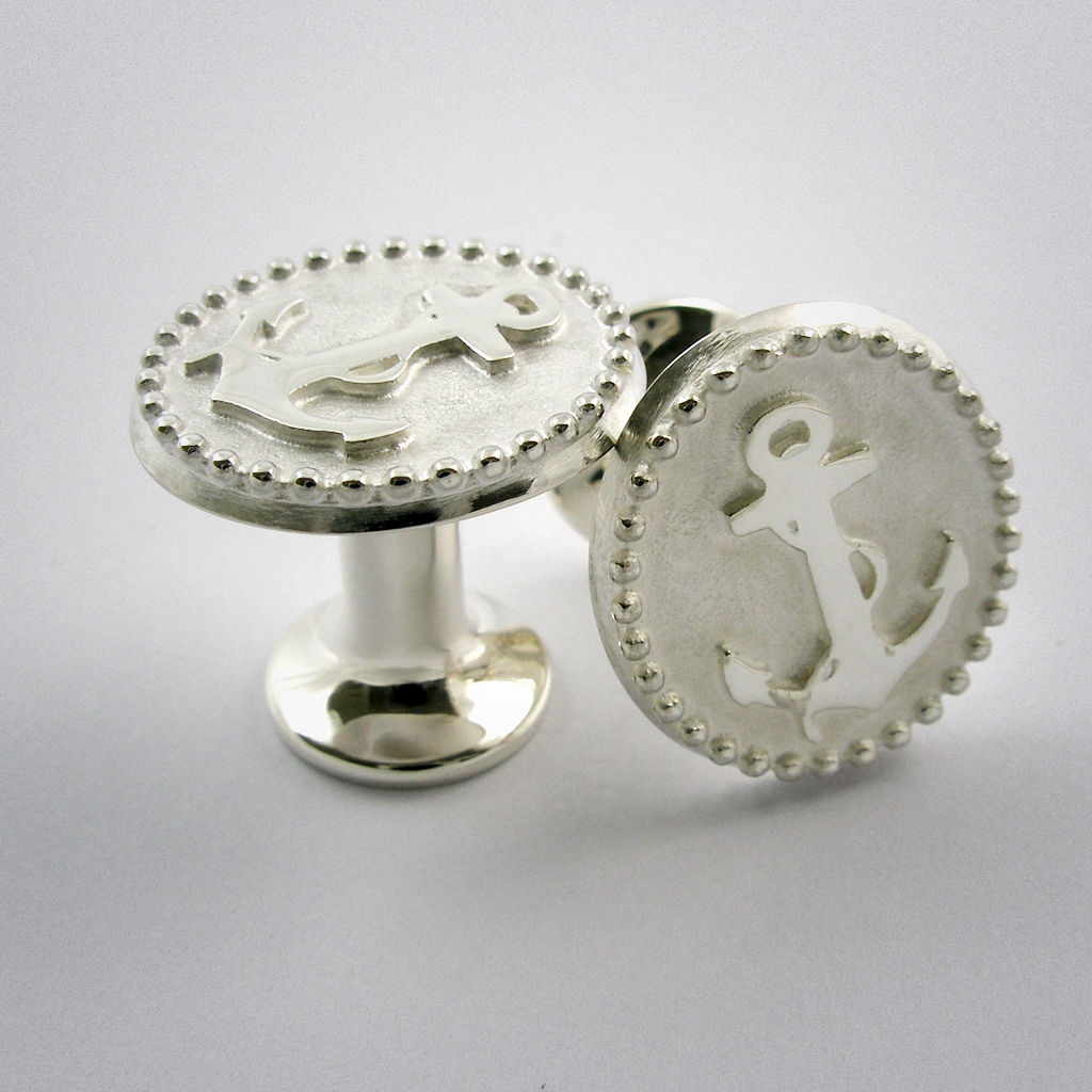 cufflinks - Sailor Boy - product images  of
