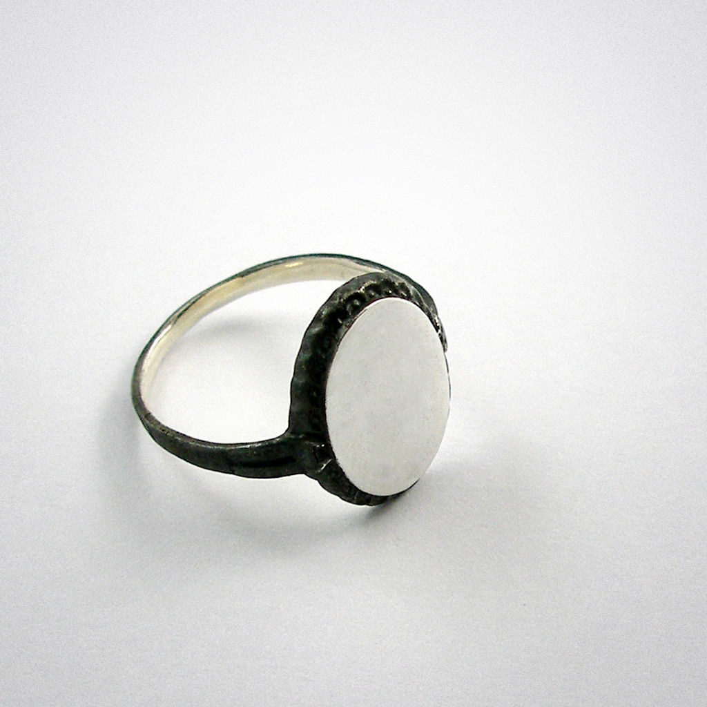 Mirror - ring - oval - product images  of