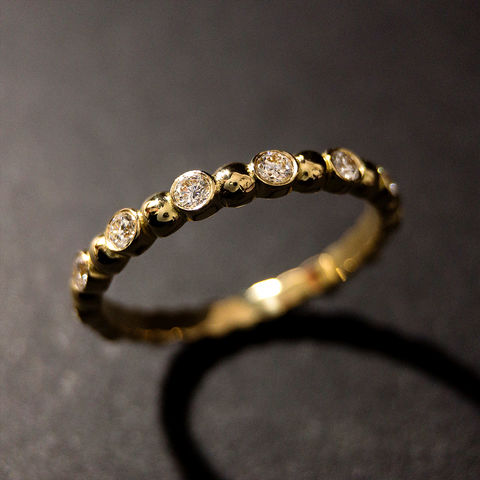 Satellite,-,Aurora,Stellite, Boho, Ring, Vorsteckring, stacking, feiner Ring, filigran, minimalistisch, Kugel, Kügelchenring, Schmuck, Regensburg, Goldschmiede, ring