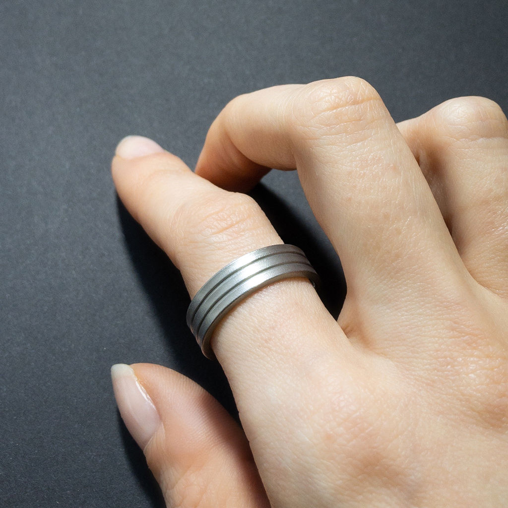 ring - 3-faches Band - 2,0 - product images  of