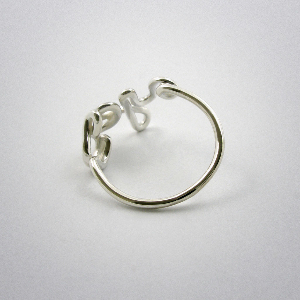 ring - Yes - Weissgold - product images  of