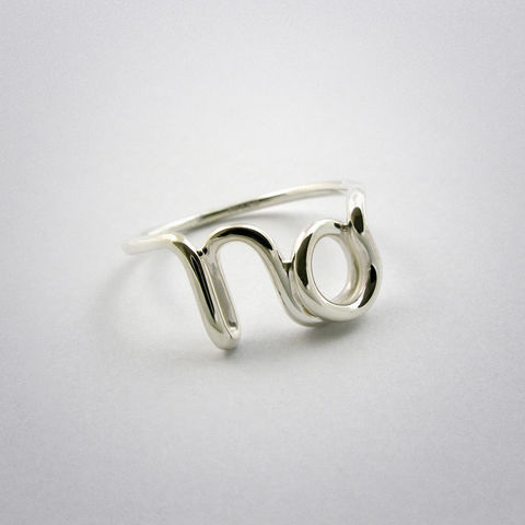 ring,-,No,Weissgold, no, nein, pour toi, 750 Weissgold