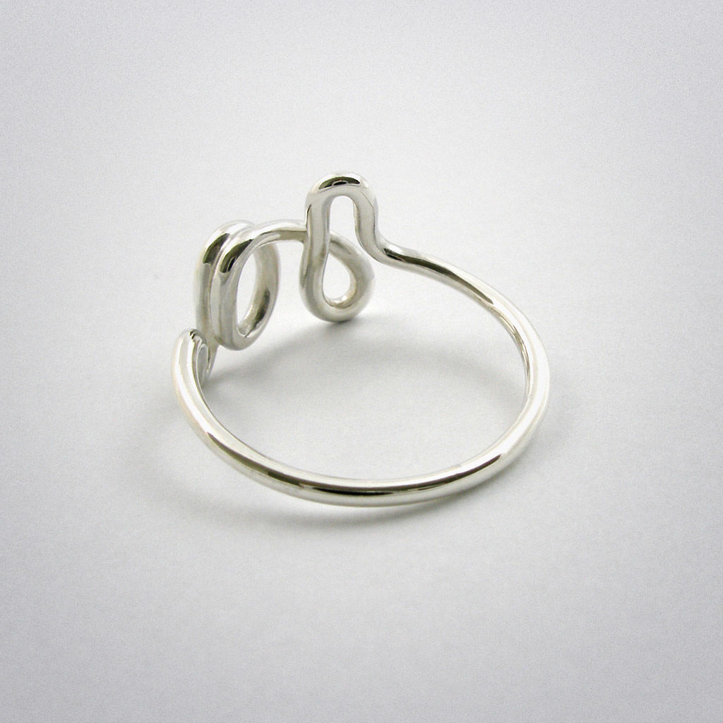 ring - Ja - Weissgold - product images  of