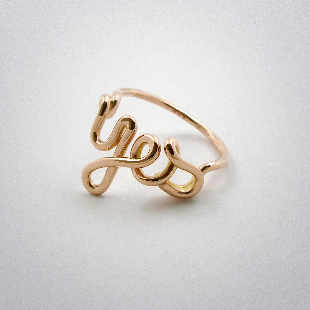 ring - Yes- Rotgold - product images  of