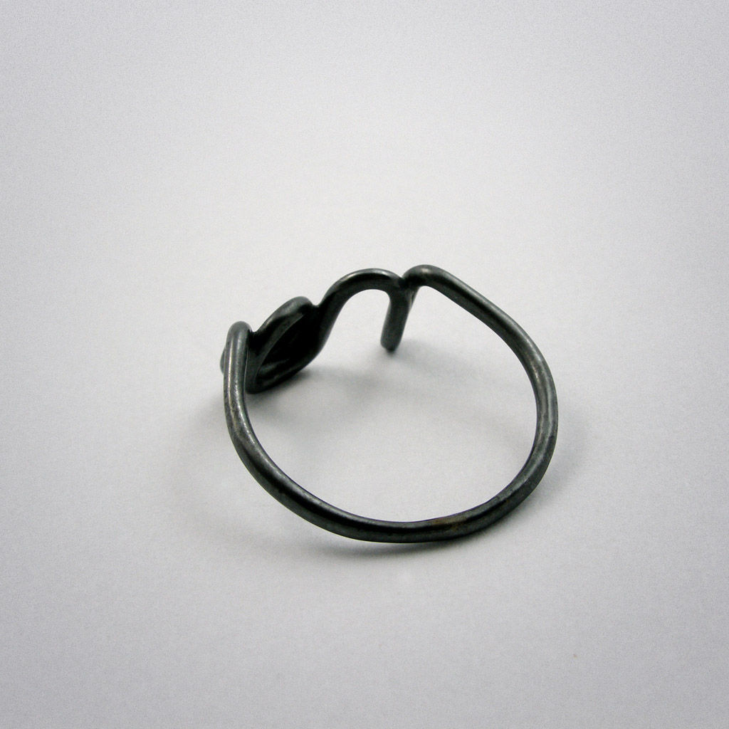 ring - No - Silber used look - product images  of
