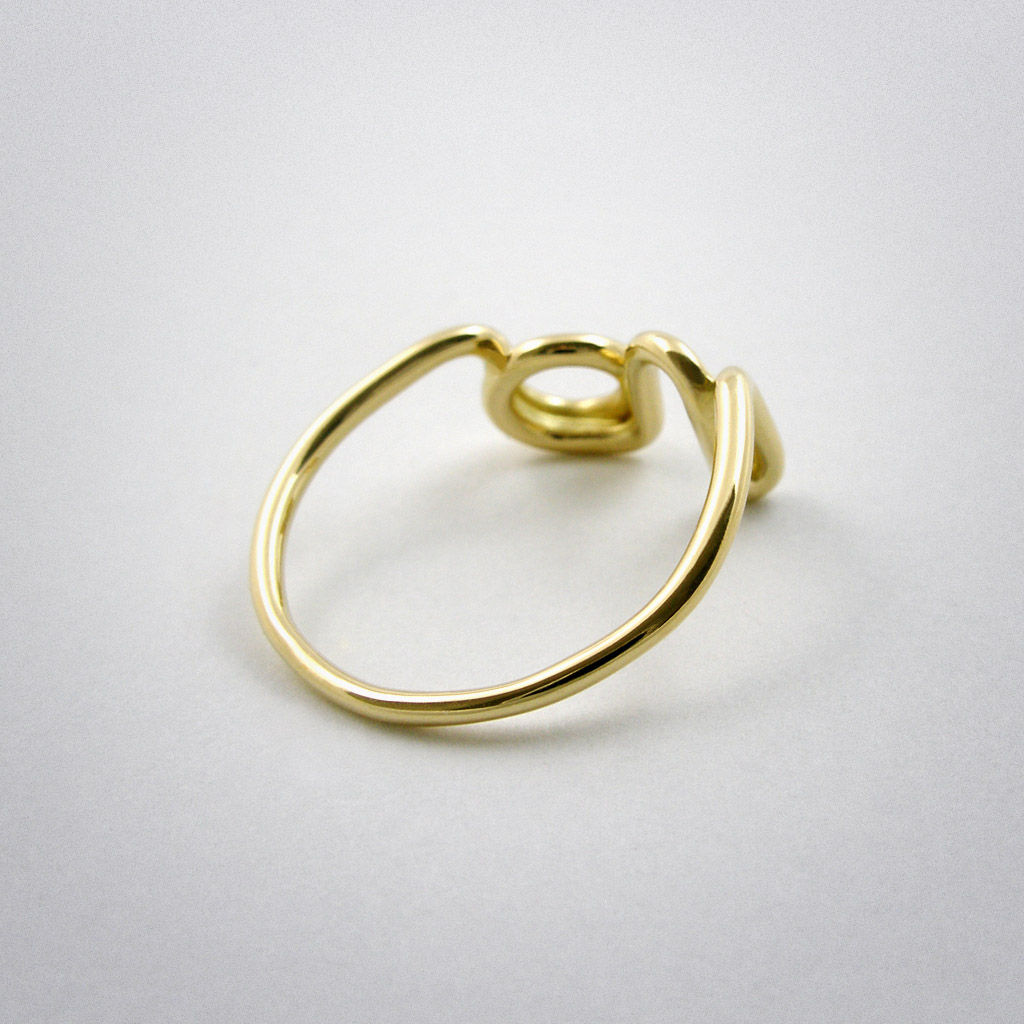 ring - No - Gold - product images  of