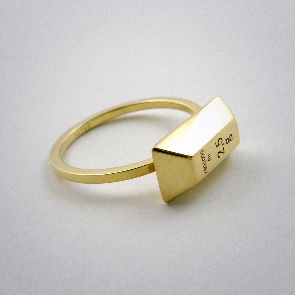 ring - 2,5g - Gold - product images  of