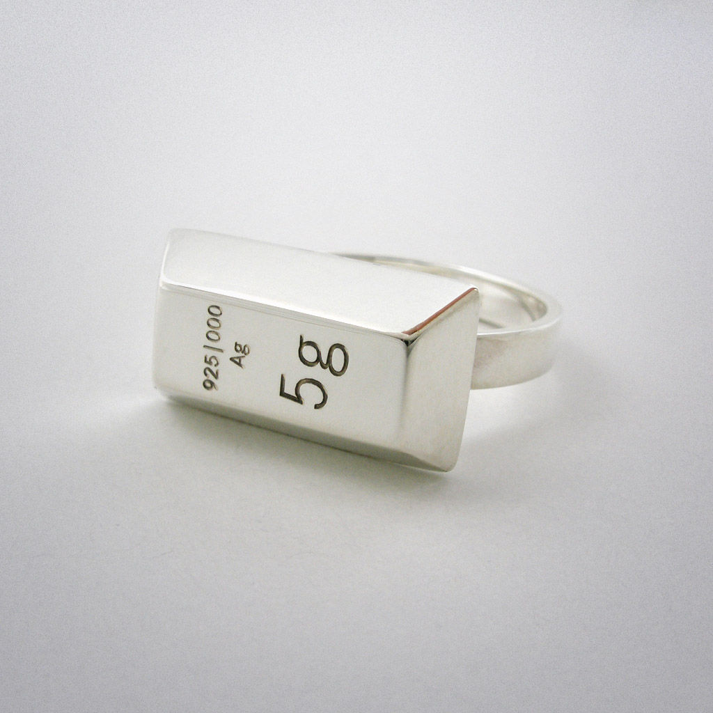 ring - 5g - Sterling - product images  of