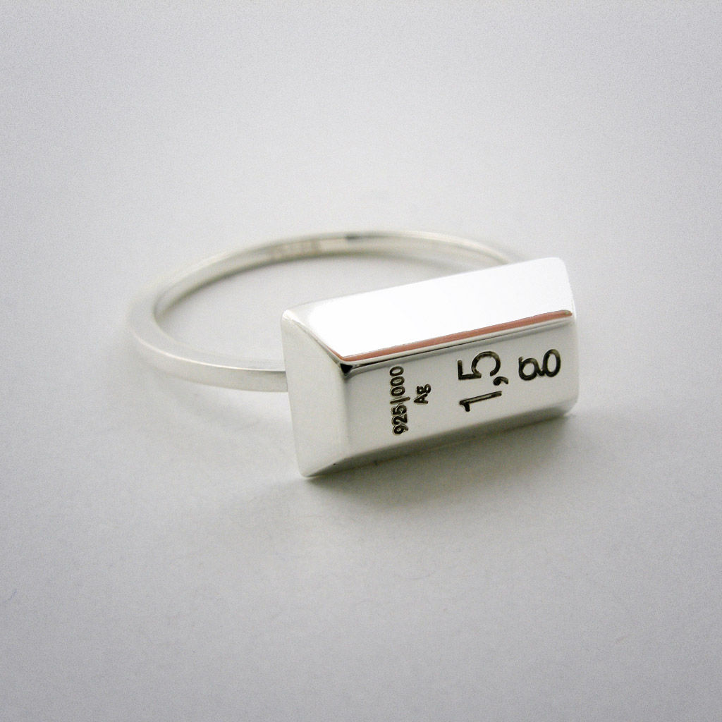 ring - 1,5g - Sterling - product images  of