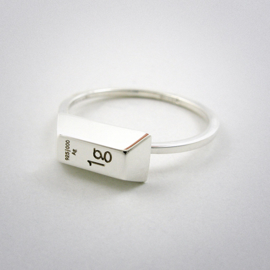 ring - 1g - Sterling - product images  of