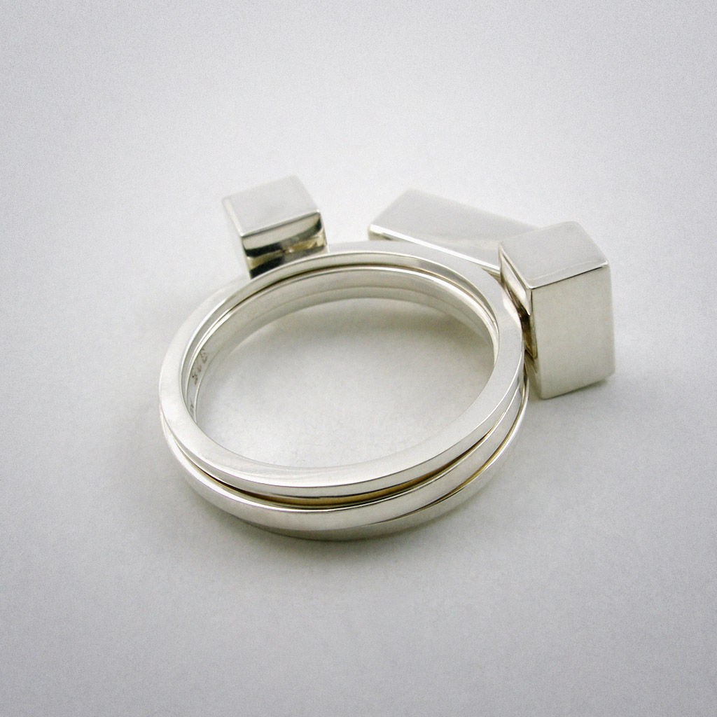 ring set - straight 2-3-4   - product images  of