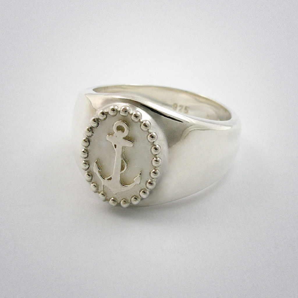 ring - Sailor Girl - Sterling Silver - product images  of