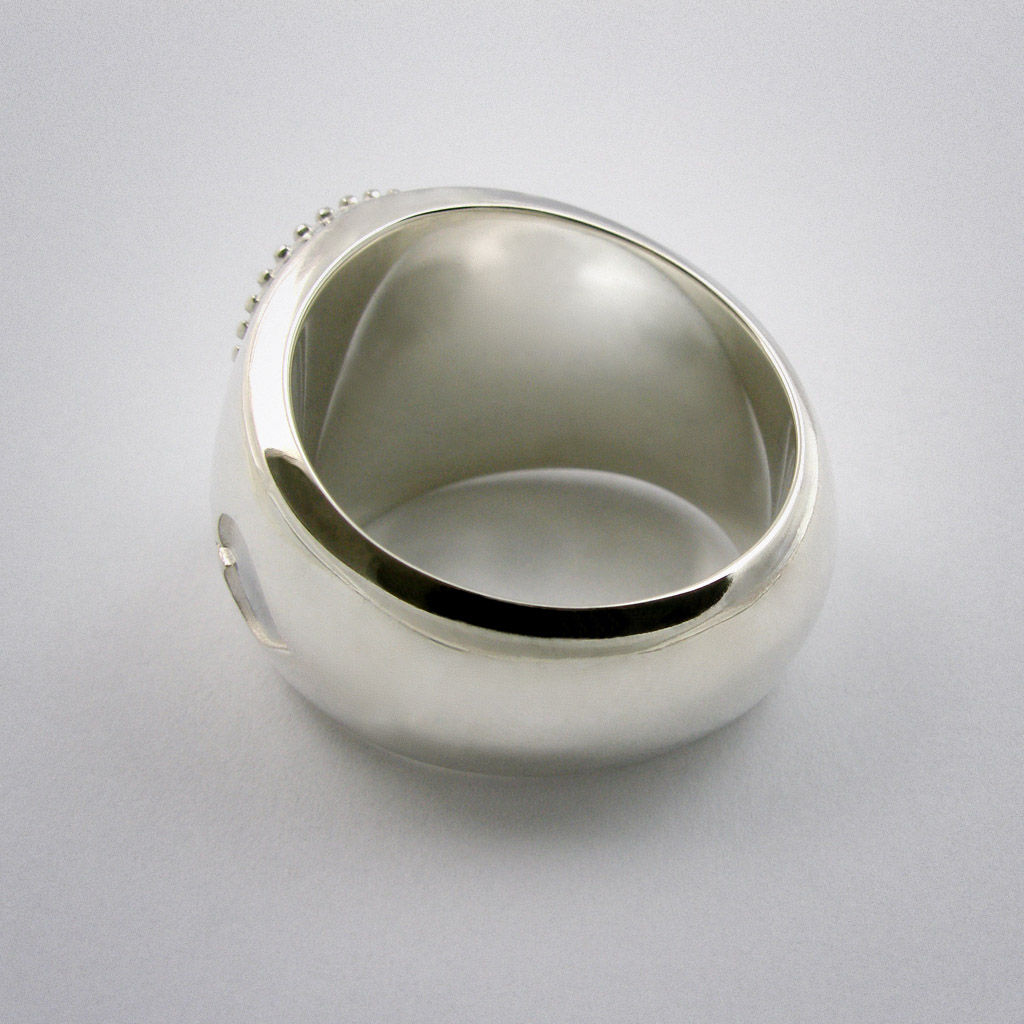 ring - Sailor Boy - Sterling Silver - product images  of